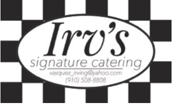 IRV'S SIGNATURE CATERING